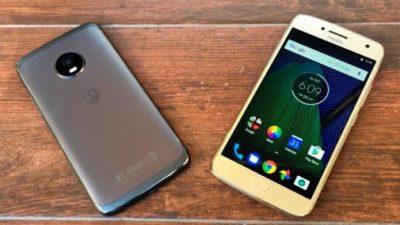 Novo Moto G5